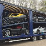 RAL Covered Vehicle Transport