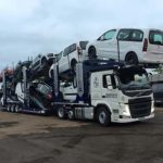 vehicle transporter from robinsons