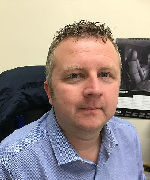 Profile picture of Barry Robinson Managing Director Robinsons Autologistics