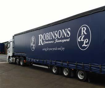 robinsons vehicle