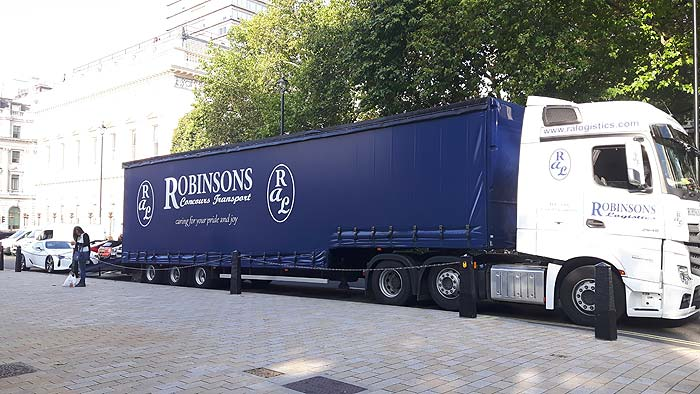 Picture of RAL Truck
