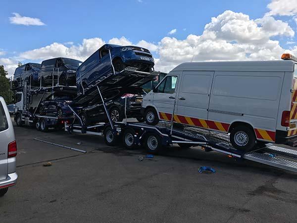 Truck carrier Robinsons Logistics