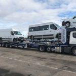 Truck carrier Robinsons Logistics